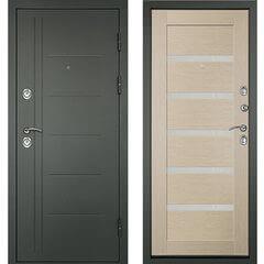 Входная дверь Сити-С3К  Беленый дуб, цена        21,990руб руб    , купить в интернет-магазине «Дверной Континент»