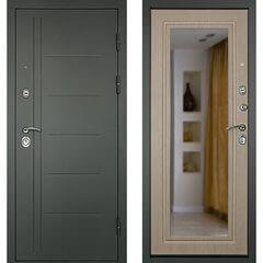 Входная дверь СИТИ-Z3К Беленый дуб, цена        19,490руб руб    , купить в интернет-магазине «Дверной Континент»