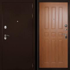Входная дверь Гарант-100 3К Орех, цена        14,900руб руб    , купить в интернет-магазине «Дверной Континент»