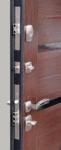 Входная дверь Маэстро Венге, цена 14,990 руб | Купить в интернет-магазине «Дверной Континент» в Новосибирске