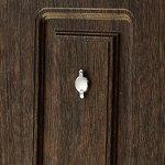 Входная дверь Люкс Венге, цена 12,900 руб | Купить в интернет-магазине «Дверной Континент» в Новосибирске