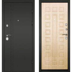 Входная дверь Сити-3К Беленый дуб, цена        19,490руб руб    , купить в интернет-магазине «Дверной Континент»