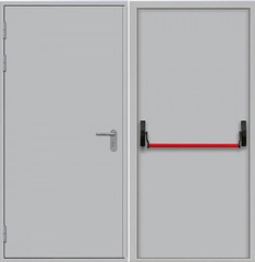 Дверь ПП 1, цена        9,800руб руб    , купить в интернет-магазине «Дверной Континент»