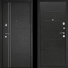 Входная дверь Тепло-Люкс Венге, цена        17,990руб руб    , купить в интернет-магазине «Дверной Континент»
