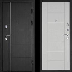 Входная дверь Тепло-Люкс Беленый дуб, цена        17,990руб руб    , купить в интернет-магазине «Дверной Континент»