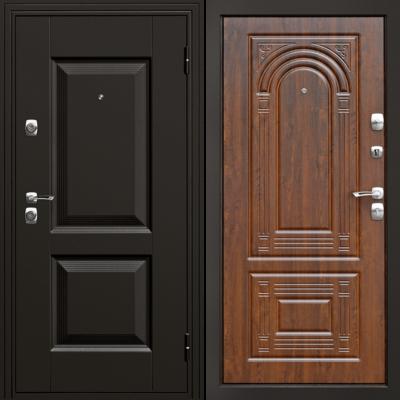 Входная дверь Гранд Орех, цена 16,890 руб | Купить в интернет-магазине «Дверной Континент» в Новосибирске