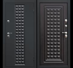 Входная дверь Контур Венге, цена        14,490руб руб    , купить в интернет-магазине «Дверной Континент»
