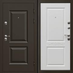 Входная дверь Гранд Матовый белый, цена        16,890руб руб    , купить в интернет-магазине «Дверной Континент»