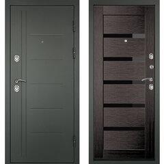 Входная дверь Сити-С3К  Венге, цена        21,990руб руб    , купить в интернет-магазине «Дверной Континент»