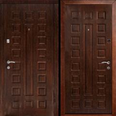 Входная дверь Люкс Венге, цена        12,900руб руб    , купить в интернет-магазине «Дверной Континент»