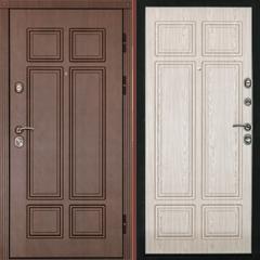 Входная дверь Консул Беленый дуб, цена        27,990руб руб    , купить в интернет-магазине «Дверной Континент»