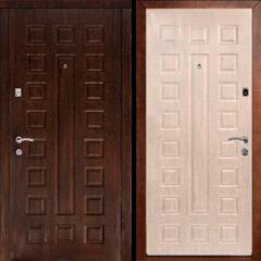 Входная дверь Люкс Беленый дуб, цена        12,900руб руб    , купить в интернет-магазине «Дверной Континент»