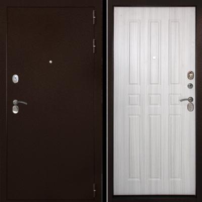 Входная дверь Гарант-100 3К Беленый дуб, цена 14,900 руб | Купить в интернет-магазине «Дверной Континент» в Новосибирске