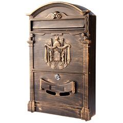 Почтовый ящик К-31092, цена        1,076руб руб    , купить в интернет-магазине «Дверной Континент»