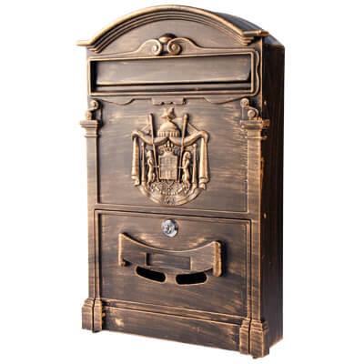 Почтовый ящик К-31092, цена 1,076 руб | Купить в интернет-магазине «Дверной Континент» в Новосибирске