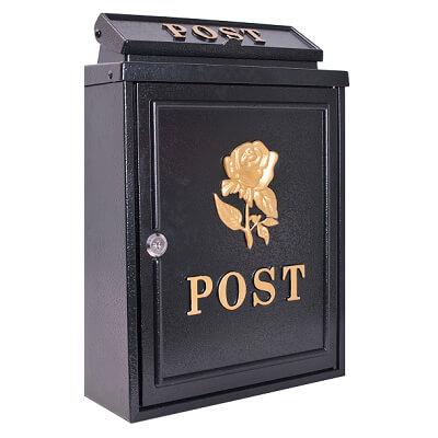 Почтовый ящик К-РТ24G, цена 1,919 руб | Купить в интернет-магазине «Дверной Континент» в Новосибирске