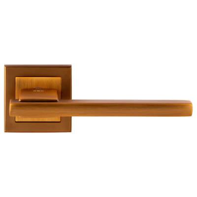 Дверная ручка Oulu DCF-GP, цена 465 руб | Купить в интернет-магазине «Дверной Континент» в Новосибирске