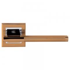 Дверная ручка Oulu SG-CP, цена        465руб руб    , купить в интернет-магазине «Дверной Континент»