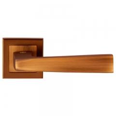 Дверная ручка Side DCF-GP, цена        465руб руб    , купить в интернет-магазине «Дверной Континент»