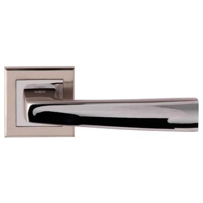 Дверная ручка Side SN-CP, цена 465 руб | Купить в интернет-магазине «Дверной Континент» в Новосибирске